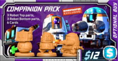 Starcadia Quest: Companion Pack