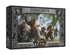 A Song of Ice & Fire Tabletop Miniatures Game: Night`s Watch Conscripts Unit Box