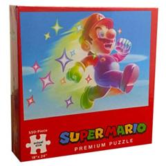 Super Mario Star Power Mario Puzzle