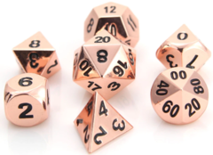 Ancient Gold Die Hard Dice