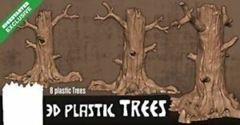3D Plastic Trees