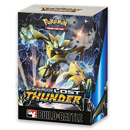 Pokemon: Lost Thunder Pre-Release Kit
