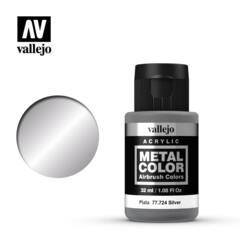 Vallejo Acrylic - Metal Color - Silver