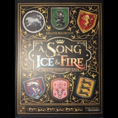 A Song of Ice & Fire Deluxe Rulebook