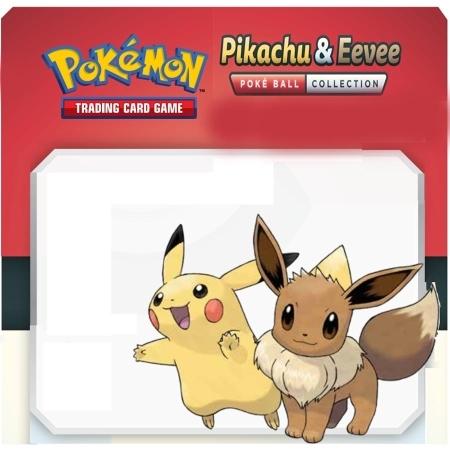 Pokemon: Pikachu and Eevee Poke Ball Collection