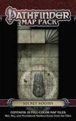 Pathfinder Map Pack: Secret Rooms