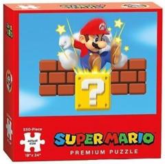 Super Mario Block Puzzle
