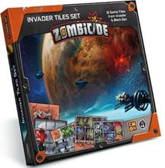 Zombicide Invader Tiles Set