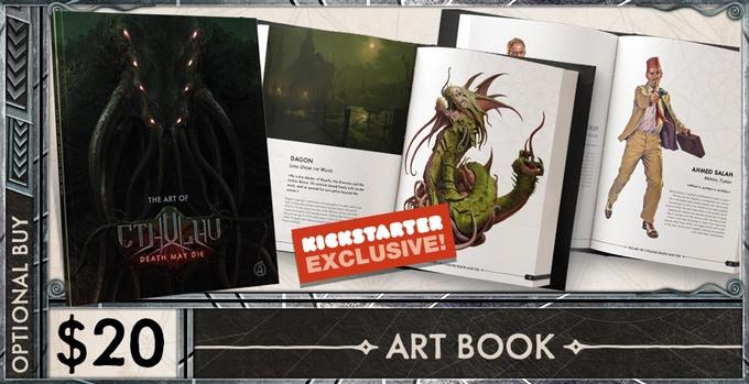 Death May Die: Art Book