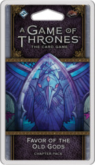 A Game of Thrones LCG: 2nd Edition - Favor of the Old Gods Chapter Pack
