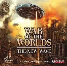 War of the Worlds The New Wave
