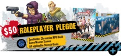 Zombicde 2nd Edition: Roleplayer Pledge