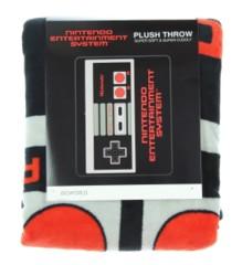 NES Plush Throw