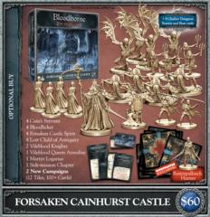 Bloodbourne: Forsaken Cainhurst Castle