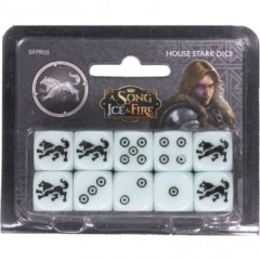A Song of Ice & Fire: House Stark Dice