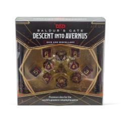 D&D Baldur's Gate: Descent into Avernus Dice