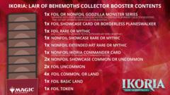 Ikoria Collectors Booster Pack