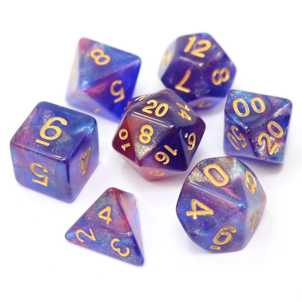 Blue Enchantress RPG Set