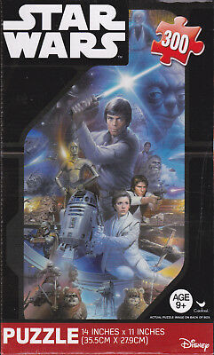 Star Wars Puzzle Original Trilogy