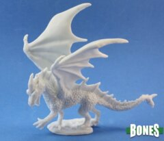 Reaper Bones: Young Fire Dragon
