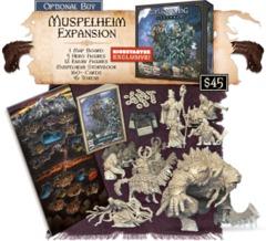 Trudvang Legends: Muspelheim Expansion
