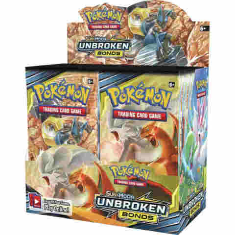 Pokemon: Sun & Moon - Unbroken Bonds Booster Pack