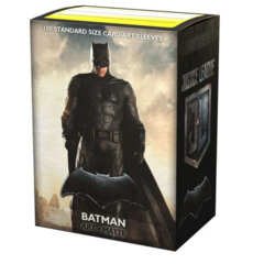 Dragon Shield Sleeves: Matte Art: Justice League Batman 100 ct.