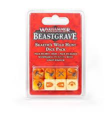 Beastgrave: Skaeth's Wild Hunt Dice Pack