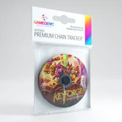Keychain Premium Chain Tracker - Brobnar