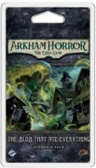 Arkham Horror LCG - The Blob that Ate Everything Scenario Pack