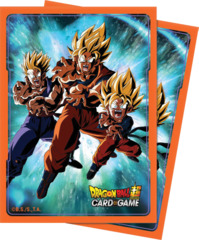 Dragon Ball Super: Standard Size Deck Protector Sleeves Set 5 Version 3 (65)