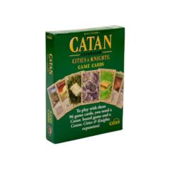 Catan: Cities and Knights Replacement Game Cards
