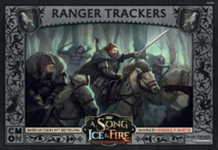 A Song of Ice & Fire Tabletop Miniatures Game: Night`s Watch Ranger Trackers Unit Box