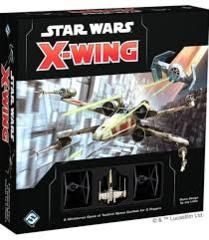 Star Wars X-Wing 2nd Edition Core Set