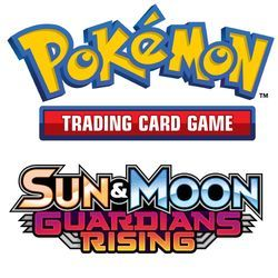 Pokemon: Sun & Moon - Guardians Rising Booster Pack