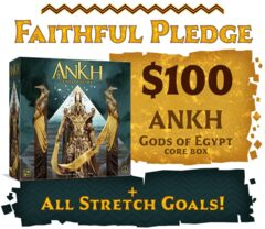 Ankh: Faithful Pledge