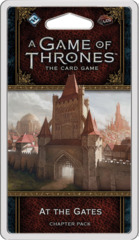 A Game of Thrones LCG: 2nd Edition - At the Gates Chapter Pack
