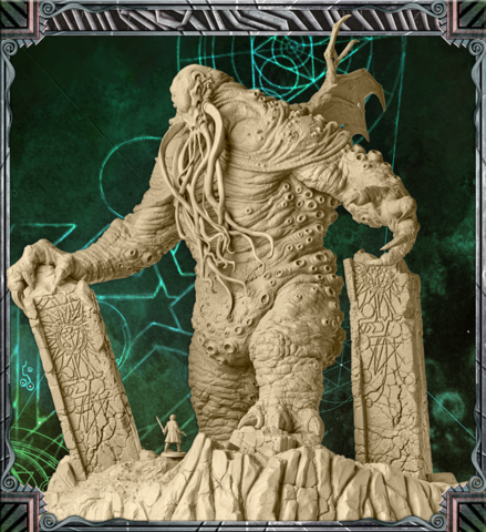 Death May Die: Rlyeh Rising Expansion