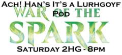 Saturday 2HG - Ach! Hans It's a Lurhgoyf! Pod - WAR