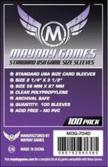 Mayday Games Sleeves 56 mm x 87 mm (100 ct)