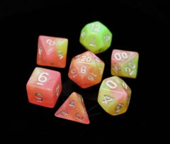 Summer's Joy - RPG Dice Set
