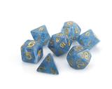 RPG Set - Sapphire w/ Gold
