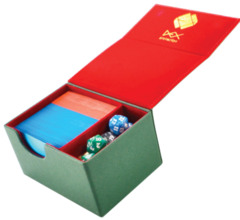 Creation Line Deck Box: Medium - Green