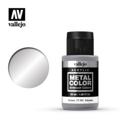 Vallejo Acrylic - Metal Color - Chrome