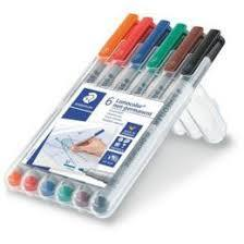 Mat Marker Set (6 count)