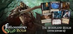 The Lord of the Rings LCG: The Woodland Realm