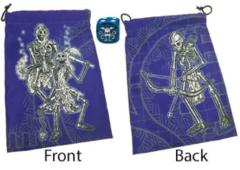 Skeletons Dice Bag Steven Jackson