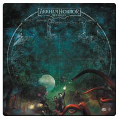 Arkham Horror LCG: Countless Terrors 1-4 Player Gamemat