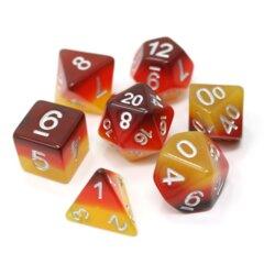 Amber - RPG Dice Set