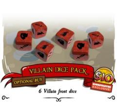 Munchkin Dungeon: Villain Dice Pack